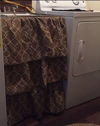 Burlap Utility Sink Skirt by The 25 Best Sink Skirt Ideas On Pinterest Utility Sink Skirt