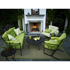 Meadowcraft Patio Furniture Cushions by Meadowcraft Outdoor And Patio Furniture Tables Fire Pits And