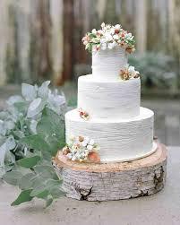 Martha Stewart Beautiful Wedding Cakes Rustic White