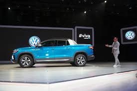 100 Volkswagen Truck Tarok Pickup Concept Is Forbidden Fruit