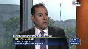 Washington Journal Eugene Mulero Discusses Trucking Industry, May 31 ...