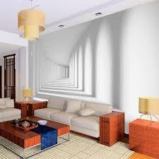benutzerdefinierte abstrakte künstlerische 3d foto tapete raum korridor wandbild büro wohnzimmer sofa hintergrund holz faser tapete rolle