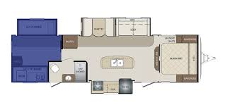 Fifth Wheel Bunkhouse Floor Plans by Rv Floor Plan Types Terrytown Rv