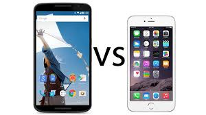 Nexus 6 vs iPhone 6 parison Tech Advisor
