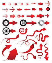 Arrows Collection Multiple Style Vector Illustration Can Use For Object Printing And Web By Kapan S