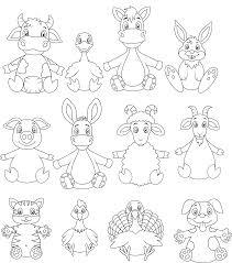 Animales Para Que Hagan Niños Dibujos Manualidades ParaNiñosorg