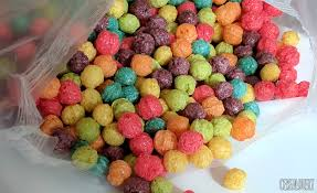 General Mills Classic Trix Cereal Review With 6 Colors