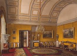 interiors of the winter palace the reserved apartment