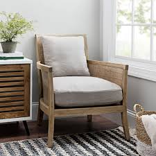 Product Details Cane Wood Trim Accent Chair In 2019 | • Home Decor ... Accent Chairs Traditional Exposed Wood Chair With Queen Anne Legs By Craftmaster At Turk Fniture Ach1003c Safavieh Better Homes Gardens Flynn Midcentury Linen Accent Chairs Arms Asfixinfo Details About Hcom Upholstered High Back Tub Sofa Living Room Masaya Lounge Gold Manila Pattern Midcentury Modern Sustainable Wood Chair Belleze Roll Arm Bedroom Leg Beige Check Out Best Master Miranda 3 Piece And Table Set Shopyourway Rowe Bailey Contemporary Velvet Armchair Wooden Grey For Tufted Button Detailing Natural Light