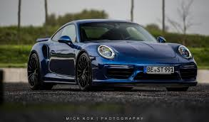2017 Porsche 911 Turbo S Blue Arrow By Edo petition Review