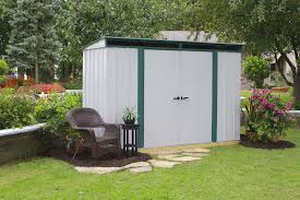 Rubbermaid Roughneck Gable Storage Shed by Garden Shed Kits U2022 Nifty Homestead