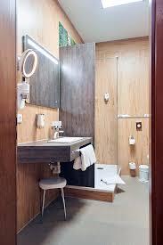 badezimmer akzent hotel goldner