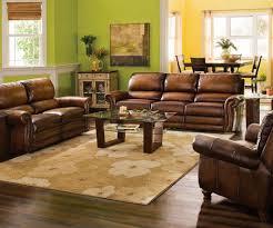 herrliche grün und braun wohnzimmer und farbe kombination