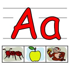 5 Best Image Of Printable Letters Clip Art Alphabet Cliparts