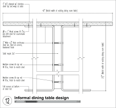 standard dining room table dimensions average desk size best desk dimensions ideas on office table