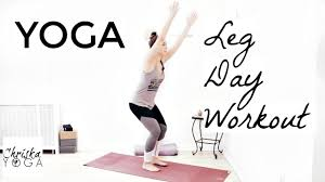 Yoga Workout For Legs