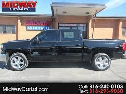 100 Used Trucks For Sale In Kansas City 2018 Chevrolet Silverado 1500 For In MO 64120