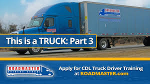 THIS IS A TRUCK - Part 3 - Roadmaster Drivers School - YouTube Roadmaster Truck Driving School Tampa Best Resource Why Veterans Make Great Cdl Drivers May Trucking Company United States Commercial Drivers License Traing Wikipedia This Is A Truck Part 3 Youtube Netts Driving School Romeolandinezco Essay Help From Expert Writers Editors Truck Driver Schools Set Driver Resume Sample And Complete Guide 20 Examples Of Jacksonville 1409 Pickettville Rd Traing Amp Coinental Education In Dallas Tx