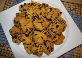 Libbys Pumpkin Orange Cookies by Pumpkin Chocolate Chip Cookie Recipe Tv Food And Drink Brought