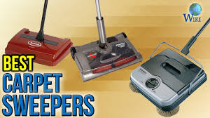 Shark Cordless Floor And Carpet Sweeper V2930 by 9 Best Carpet Sweepers 2017 Youtube