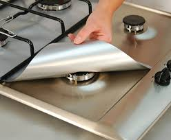 Ceramic Sink Protector Mats by Amazon Com Cooks Innovations Gas Range Protectors Non Stick