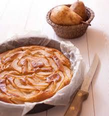 recette dessert avec yaourt gâteau au yaourt poires et amande les meilleures recettes de