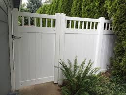 69 best fences images on pinterest cedar wood fence and vinyls