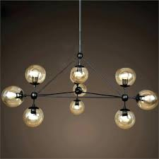 chandeliers custom made led pendant l hanging glass