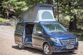 Mercedes Custom Pop Top Van Oregon