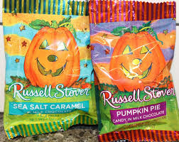 Pumpkin Pie Blizzard Calories Mini by Russell Stover Sea Salt Caramel U0026 Pumpkin Pie Milk Chocolate