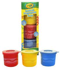 crayola bathtub fingerpaint soap by play visions amazon ca tools