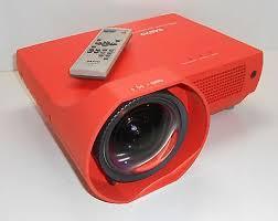 sanyo pro xtrax multiverse plc xe40 lcd projector remote l
