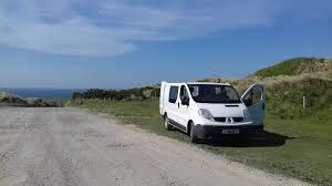 Renault Trafic Van Conversion 01