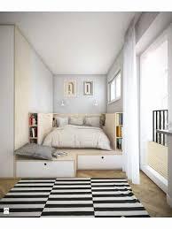 wohn und schlafzimmer in einem raum ideen schlafzimmer