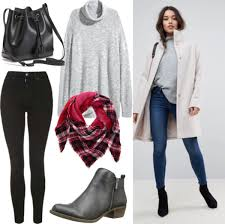 What To Wear In Winter 4 Cute Outfits For Cold Weather