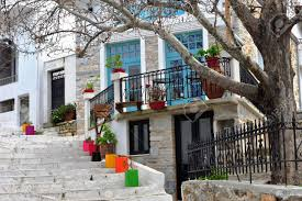 100 Beautiful White Houses White Houses In Naxos Old Town Cyclades Greece