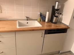 ikea küche faktum rationell weiß in 67117 limburgerhof for