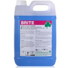 100 Evans Glass Cleaner Clover Brite And Plastic
