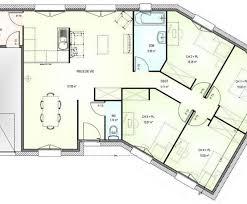 plan de maison gratuit 4 chambres plan maison 4 chambres plain pied gratuit sisterchicas com