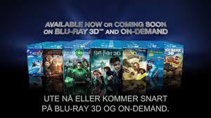100 Blu Home Video Warner Bros Entertainment Inc Ray 3D HD 1080p YouTube