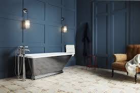 Royal Blue Bathroom Accessories by Classic Luxury Bathrooms From Drummonds Cast Iron Baths And More