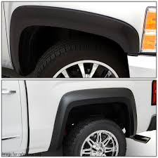 DNA Motoring: For 99-06 Chevy Silverado / GMC Sierra Factory Style ... Bushwacker Chevy Silverado 2004 Pocket Style Matte Black Fender For 9907 Silveradogmc Sierra Pickup 4pc Set Pockriveted Lund Rxrivet Flares 1415 1500 Rough Country Wrivets For 62018 Chevrolet Boltriveted 42018 Green With Dna Motoring 9906 Gmc Factory 4095602 Flare Oestyle Set Intertional Bushwacker Products F Rivet 59 Bed Length