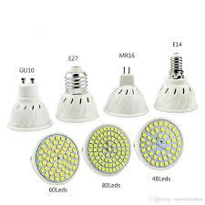 e27 e14 mr16 gu10 lada led bulb 110v 220v bombillas led l