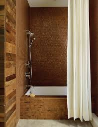 photo 2 of 2 in bathroom design idea copper color scheme dwell