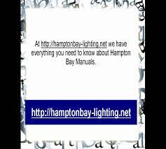 Hampton Bay Ceiling Fans Manual Remote by Hampton Bay Manuals Youtube