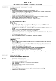 Download Materials Buyer Resume Sample As Image File