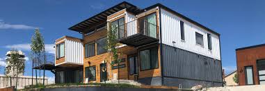 100 Custom Shipping Container Homes Denver Firefighter Uses 9 Shipping Containers To Build A Family Home