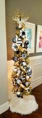 Black Slim Christmas Tree Pre Lit by Best 25 Pencil Christmas Tree Ideas On Pinterest Skinny