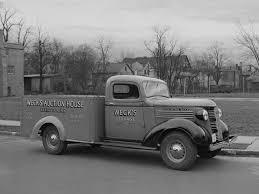 GMC T-14 12-Ton Chassis Cab 1937 года. VERcity