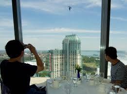 Skylon Tower Revolving Dining Room by Tenth Anniversary The Summer Of Skywalks 2005 Jay Cochrane